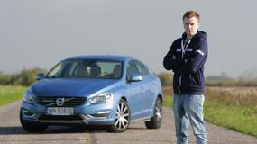 Patryk Szczerbiński testuje Volvo S60 T6 Polestar: Rodzinnie i na sportowo