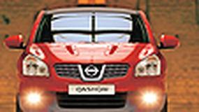 Nissan Qashqai - Typ utalentowany