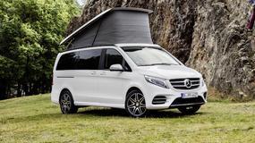 Marco Polo Horizon: kompaktowy kamper Mercedesa