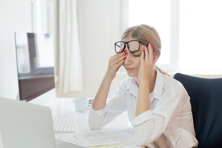 Házi praktikák szemfáradtság ellen