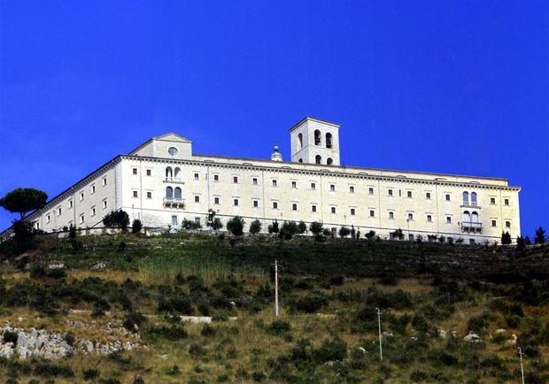 Monte Cassino. Najpiekniejsze miejsca Włoch