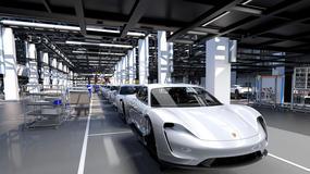 Elektryczne Porsche Taycan – zobaczyliśmy jak powstają prototypy