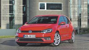 Volkswagen Golf VII po liftingu - delikatne zmiany