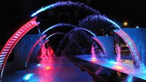 Szczecin - nowa fontanna