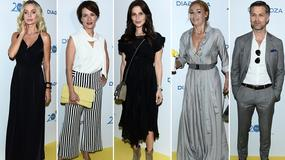 Weronika Rosati, Maja Ostaszewska i inne gwiazdy promują nowy serial TVN. Kto wyglądał najlepiej?
