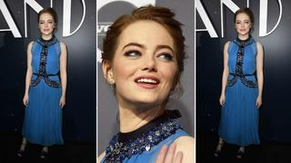 Best Look: Emma Stone w sukience Prada