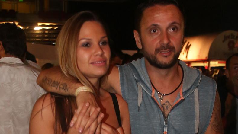 Majka és Majoros Hajnalka második gyermeküket várják /Fotó: RAS Archív