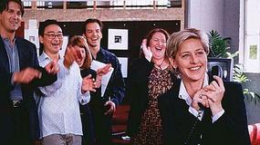 Ellen DeGeneres - kadry z filmów