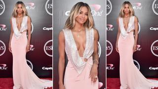 Best Look: Ciara w kreacji Cavalli Couture