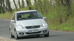 Mercedes klasy A: Mercedes który rozczarowuje