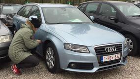 Auto z ogłoszenia: Audi A4 2.0 TDI – małe oszustwo