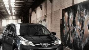 Czwarta generacja Toyoty RAV4 zadebiutowała w Los Angeles