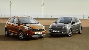 Ford: nowe modele Ka+ oraz Ka+ Active