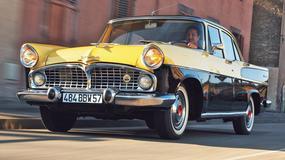 Simca Vedette - Czyli, Francuski Ford