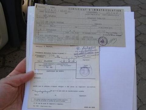 Wniosek o rejestrację pojazdu współwłaściciel