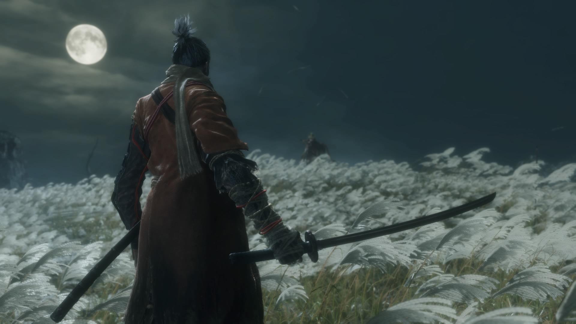 Shinobi na začiatku svojej cesty. Meč bude jeho najlepším priateľom.