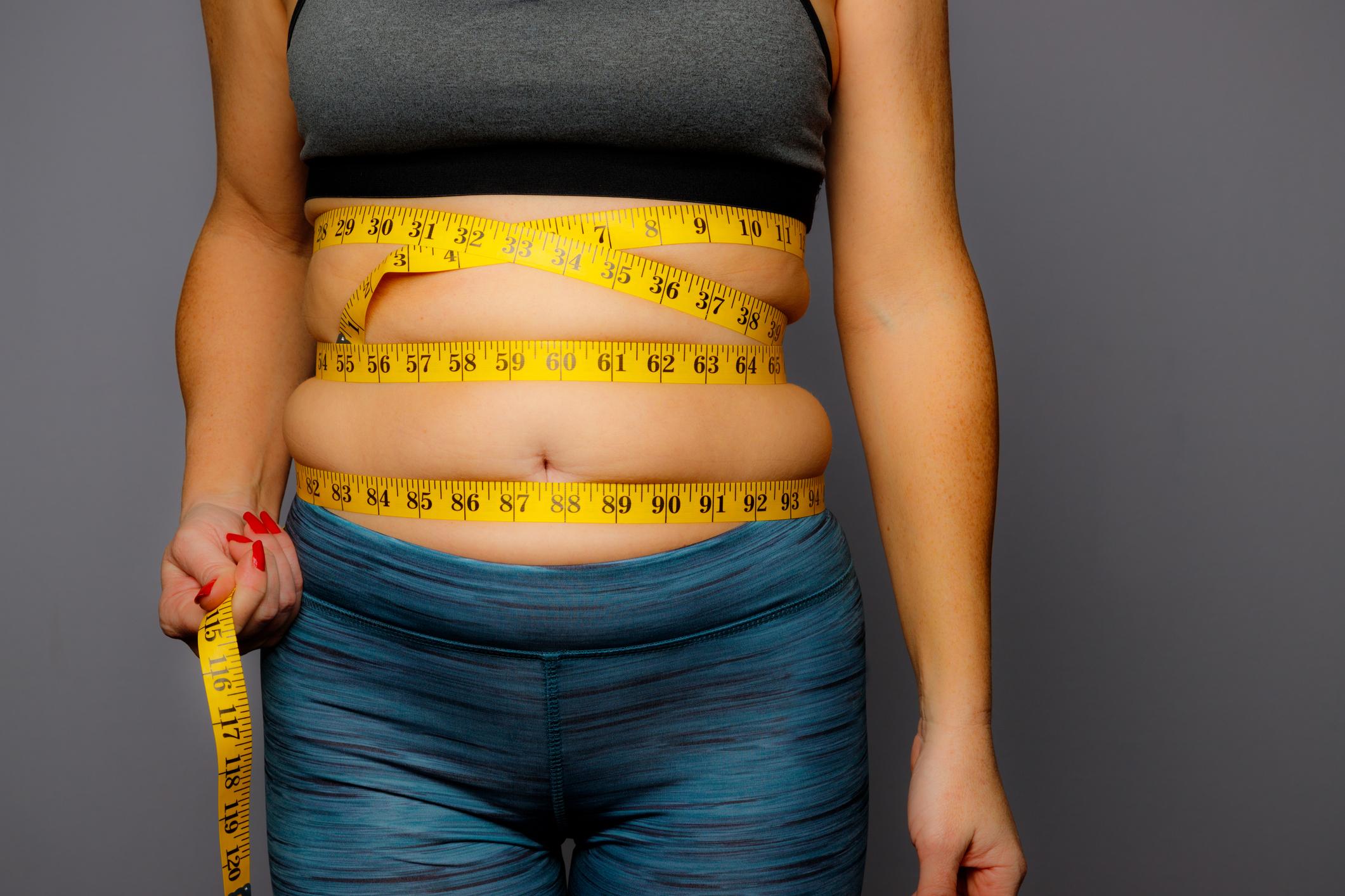 hogyan lehet elveszíteni a menopauza hasi zsírját
