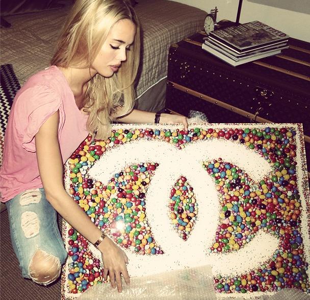 oficjalny Instagram Clary Hallencreutz