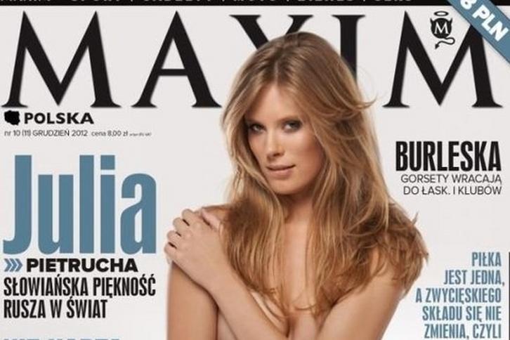 Julia Pietrucha Maxim