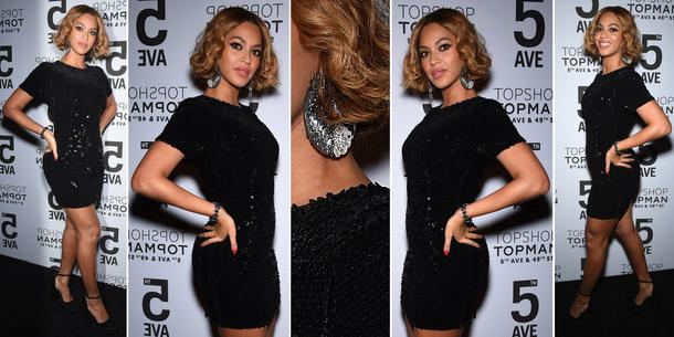 Best Look: Beyonce w Topshop