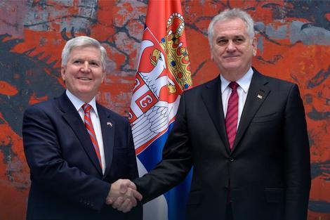 Najzvaničnije: Ambasador i šef države domaćina