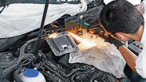 Czy sterownik silnika można naprawić?