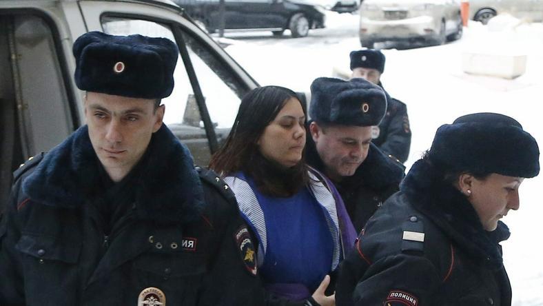 A dadát előállították a rendőrök /Fotó: MTI