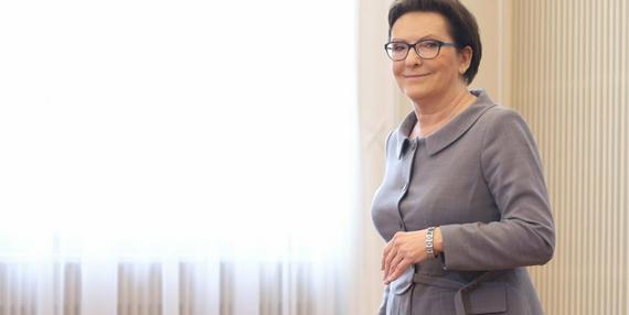 """""""Fakt"""": Ewa Kopacz przyłapana na kłamstwie"""