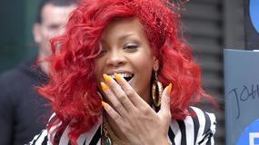 Rihanna w nowej fryzurze