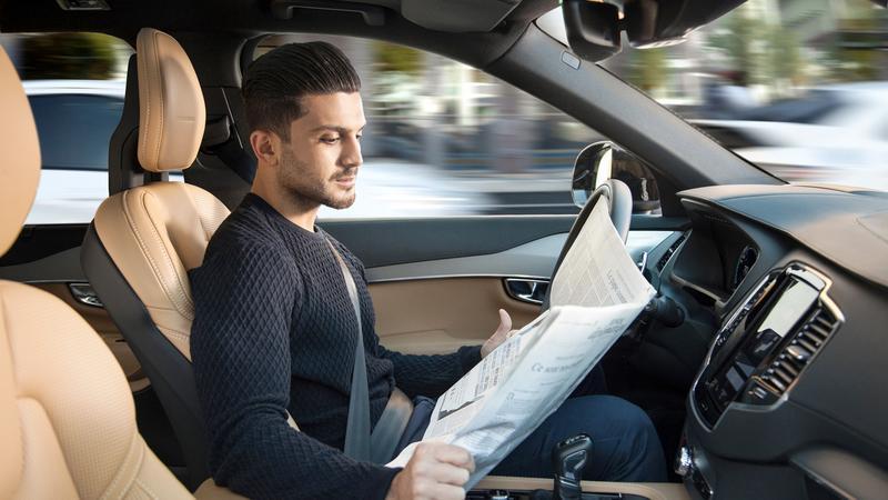 Autonomiczne samochody coraz bliżej