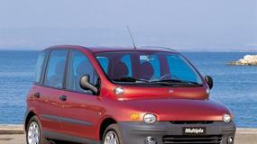 Fiat Multipla na zdjęciach