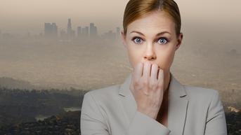 Jak smog wpływa na urodę