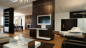 Otwarta przestrzeń - czyli apartament bez ścian