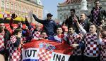 Hrvatska kažnjena zbog incidenata protiv Srbije, nema suspenzije Maksimira