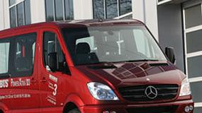 Mercedes Sprinter by Brabus: szybki sprinter