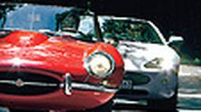 Jaguar E-Type - Wzorzec sportowca