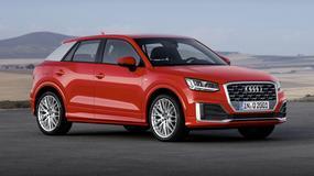 Audi na Poznań Motor Show - nowe Q2 i elektryczny SUV