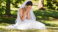 Incydent na ślubie. Urzędniczka doprowadziła pannę młodą do łez