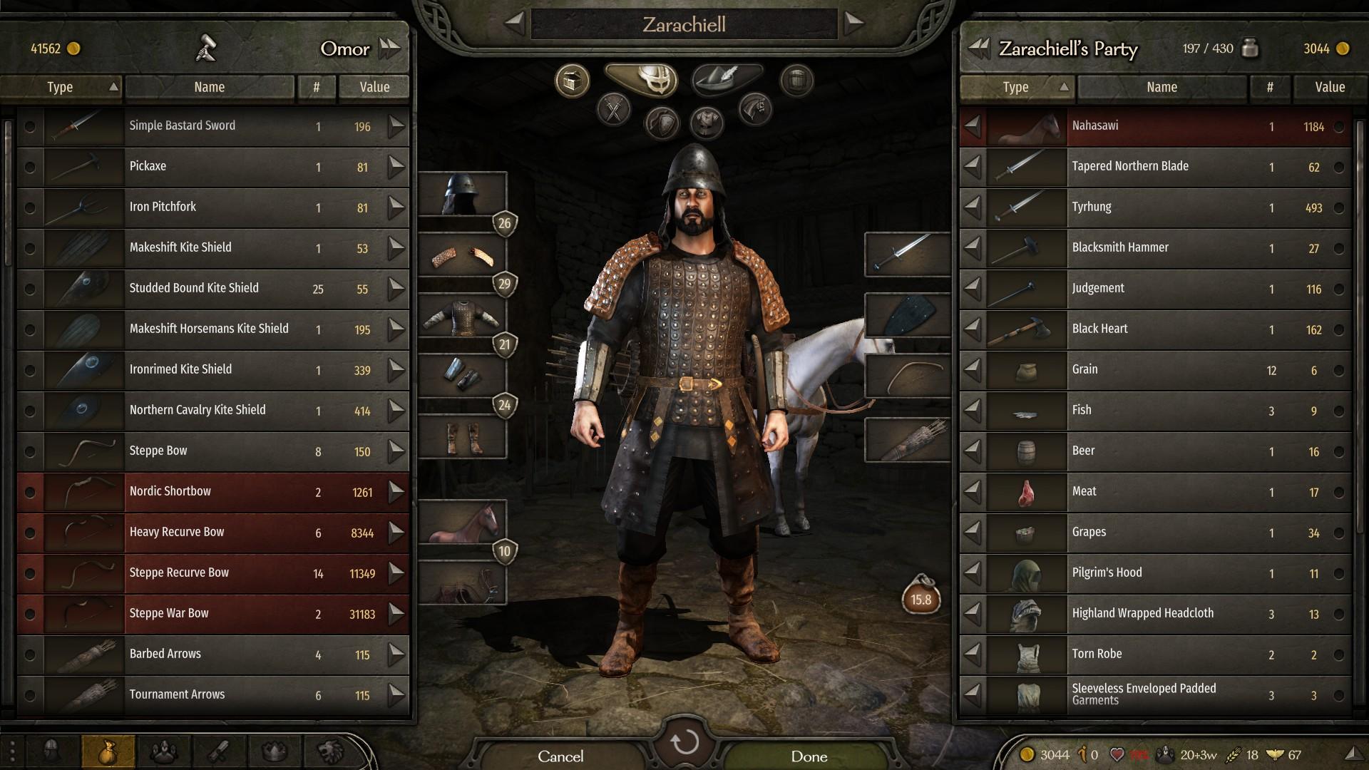 Vo svojom jadre ide stále o rozsiahle RPG s množstvom výzbroje a schopnosťami postavy.