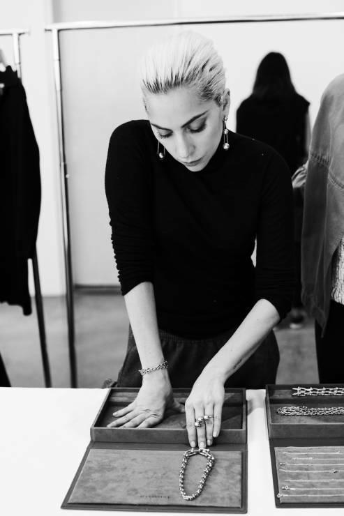 Lady Gaga wystąpiła w reklamie Tiffany & Co.