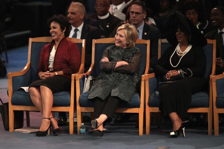 Hillary Clinton /Fotó: GettyImages