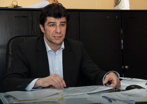 Ivan Sočo, smenjeni direktor Uprave za veterinu