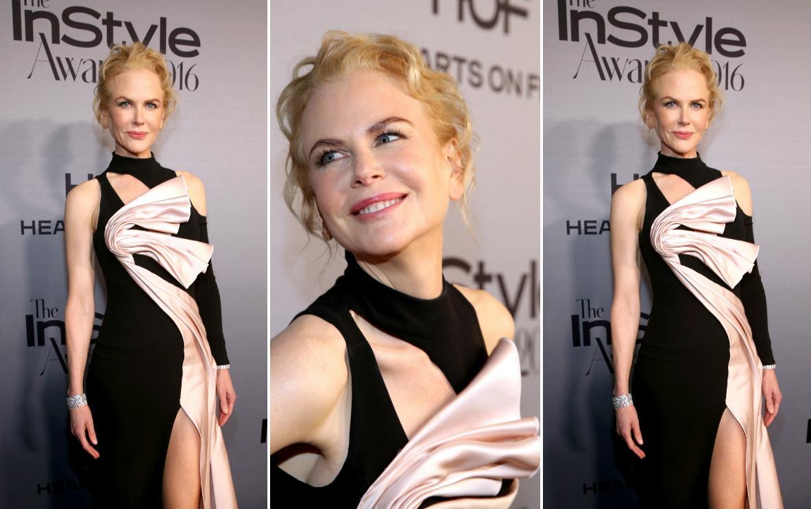 Nicole Kidman w sukni Atelier Versace
