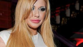 Wydatne usta Węgrowskiej i kolorowe paznokcie Mariny na imprezie Sony Walkman i MTV Mobile