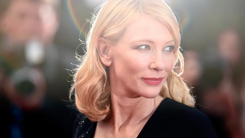 Cate Blanchett - ikona stylu