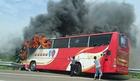 TRAGEDIJA NA TAJVANU Zapalio se autobus, poginulo 26 ljudi