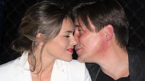 Co za miłość! Edyta Herbuś i Mariusz Treliński wciąż się przytulali...
