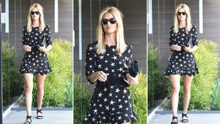 Best Look: Rosie Huntington-Whiteley w sukience Réalisation