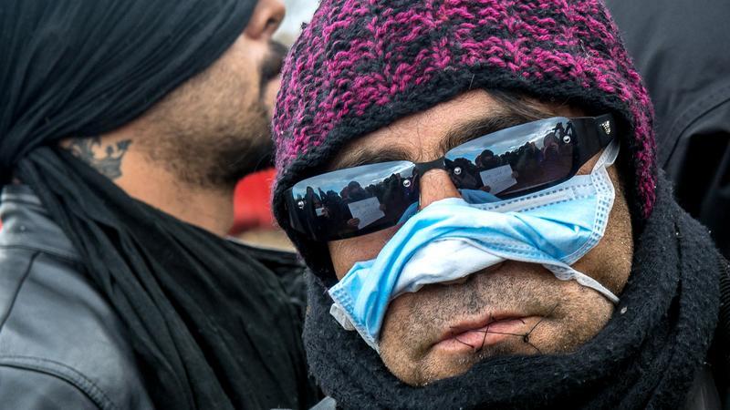 Calais - Fotó: AFP