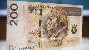 Nowy banknot 200 zł